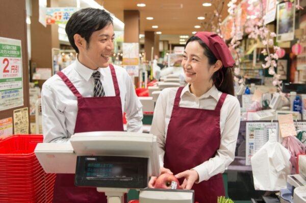 販売職の画像