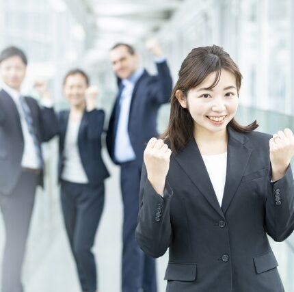 未経験から転職を始める女性の画像
